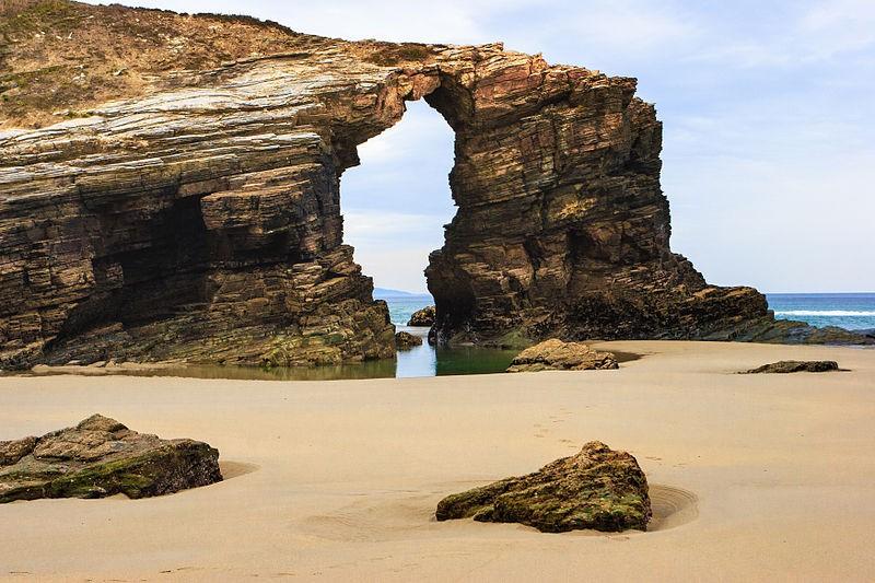 10 playas donde tienes que bañarte si vives/vienes a Galicia